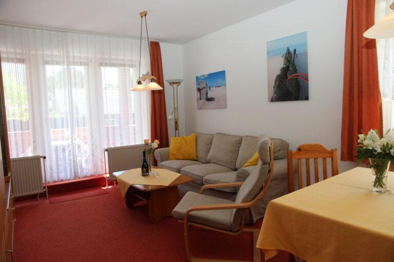 Wohnung 3 Wohnzimmer